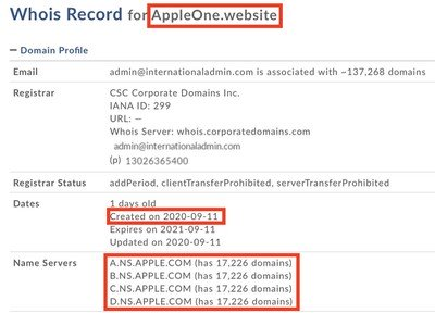 appleone_website_domain