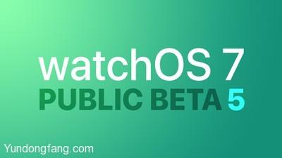 watchOS-public-beta-5-Feature