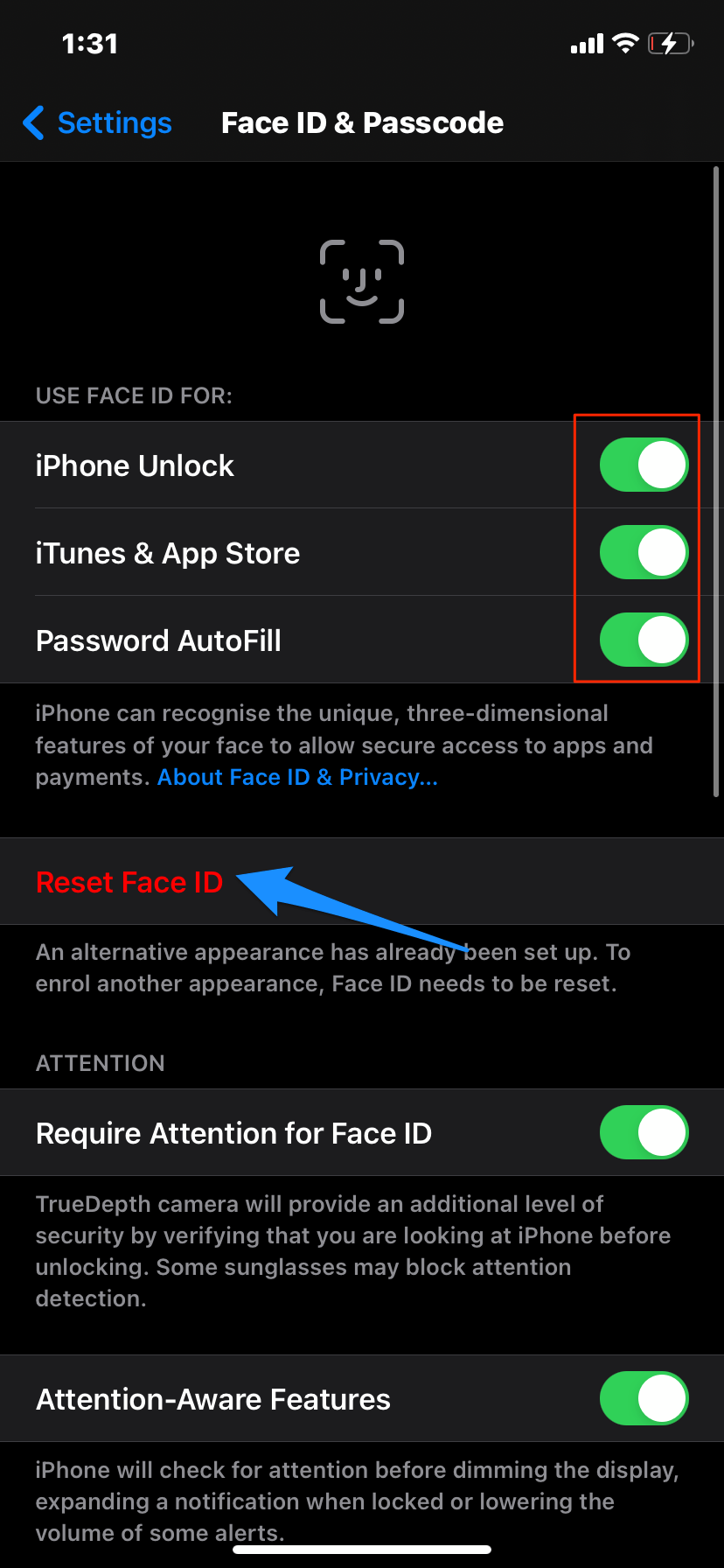 Reset_Face_ID