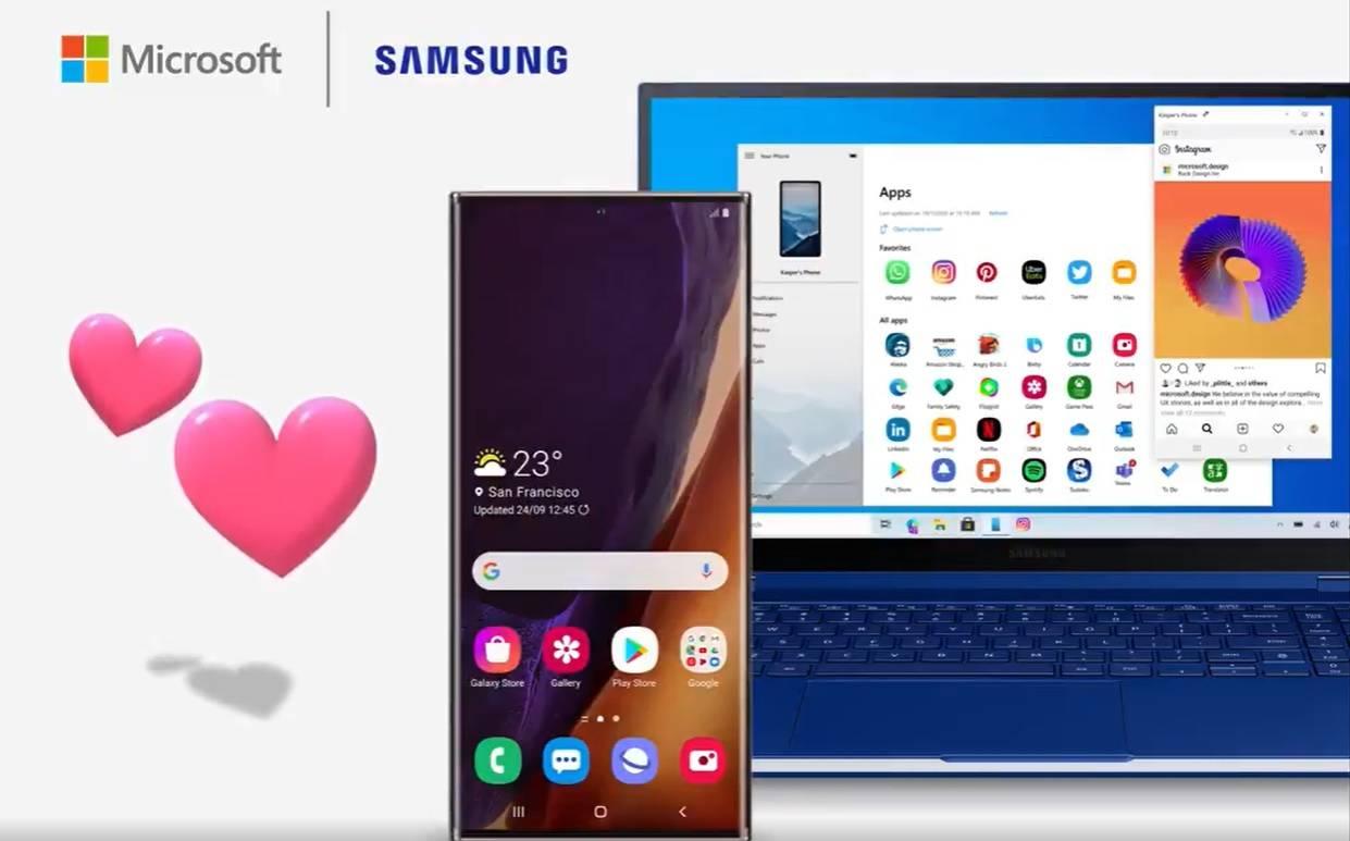 Samsung-Your-Phone-app