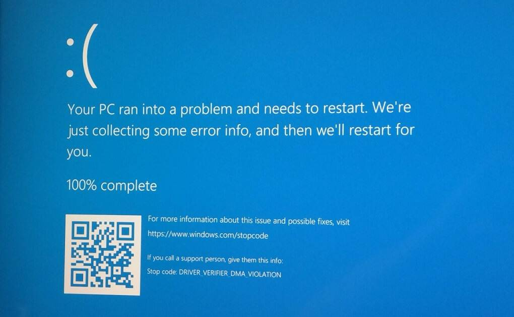 Windows-10-BSOD-error