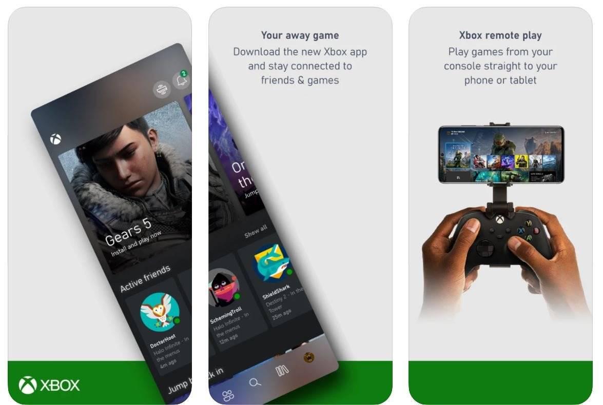 Xbox-Mobile-app
