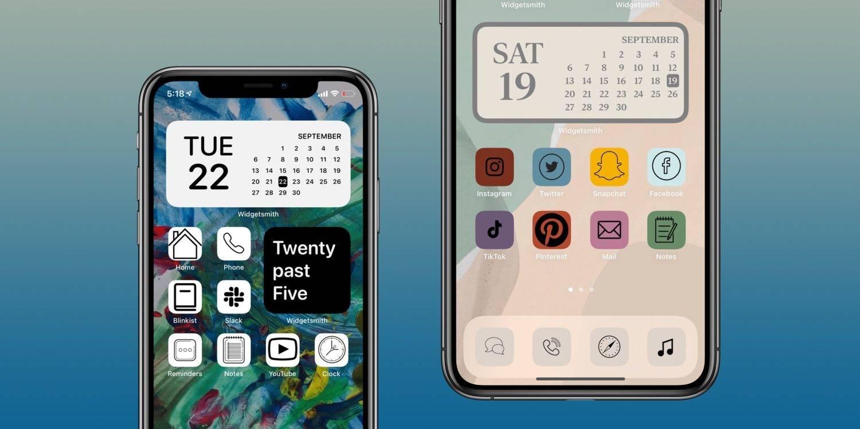 iOS-themes