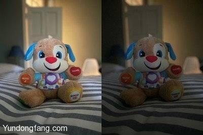 portrait-night-mode-vs-non-night-mode