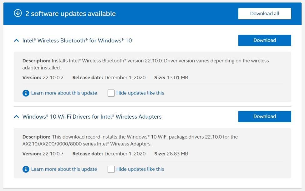 Intel-December-update