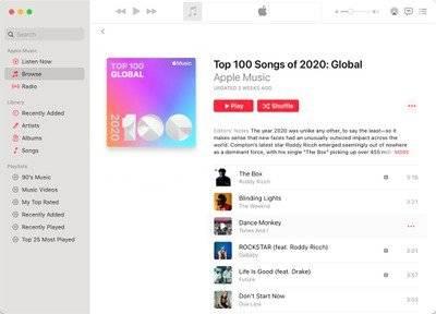 top-100-apple-music-songs