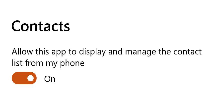 your-phone-contact-settings