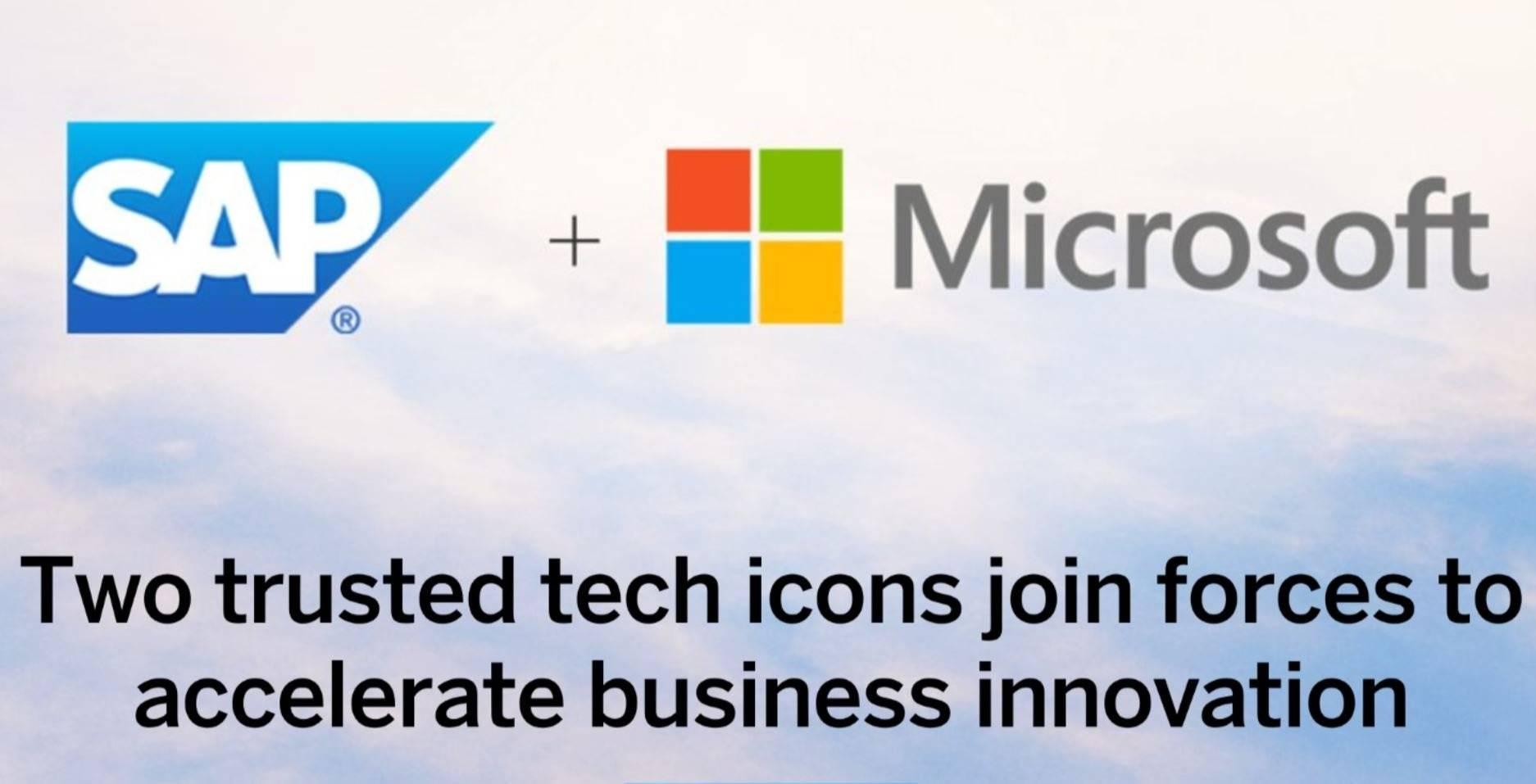 Microsoft-SAP