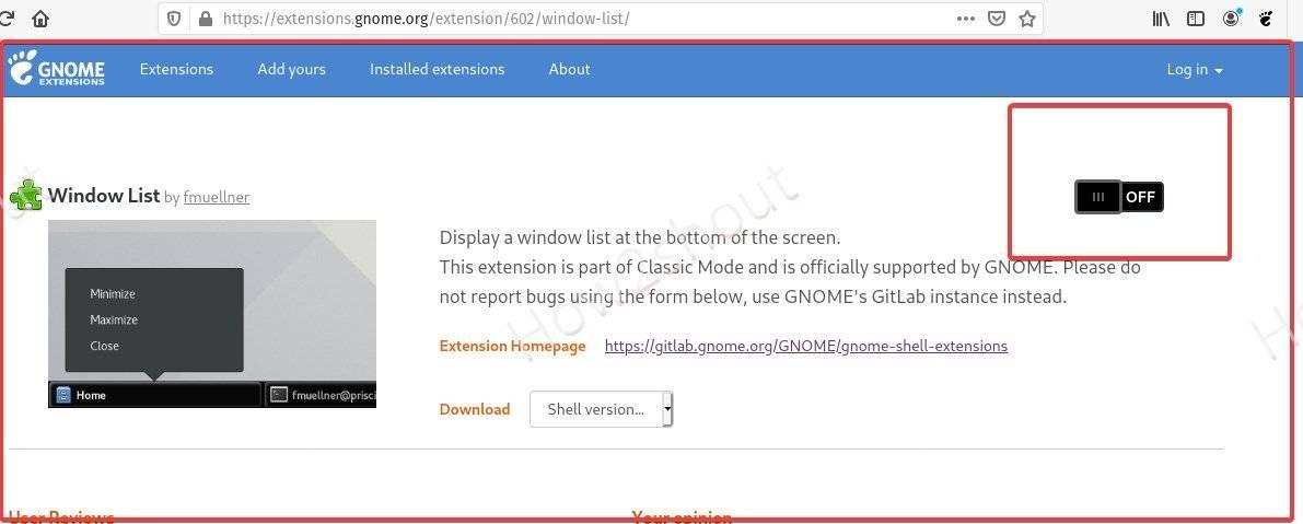 Tunr-On-Windows-list-on-Pop-OS-panel-