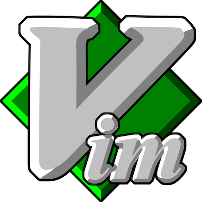 Vim Text Editor Logo