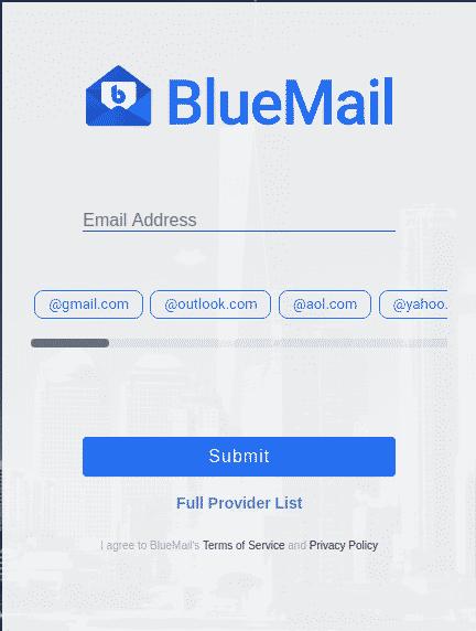 bluemail-linux