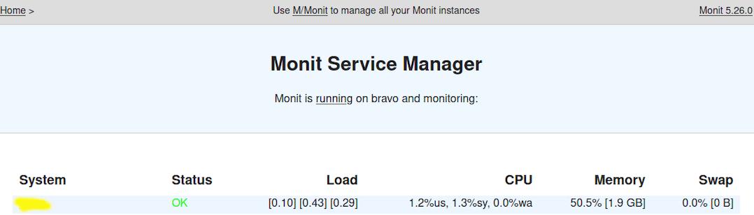 monit-dashboard