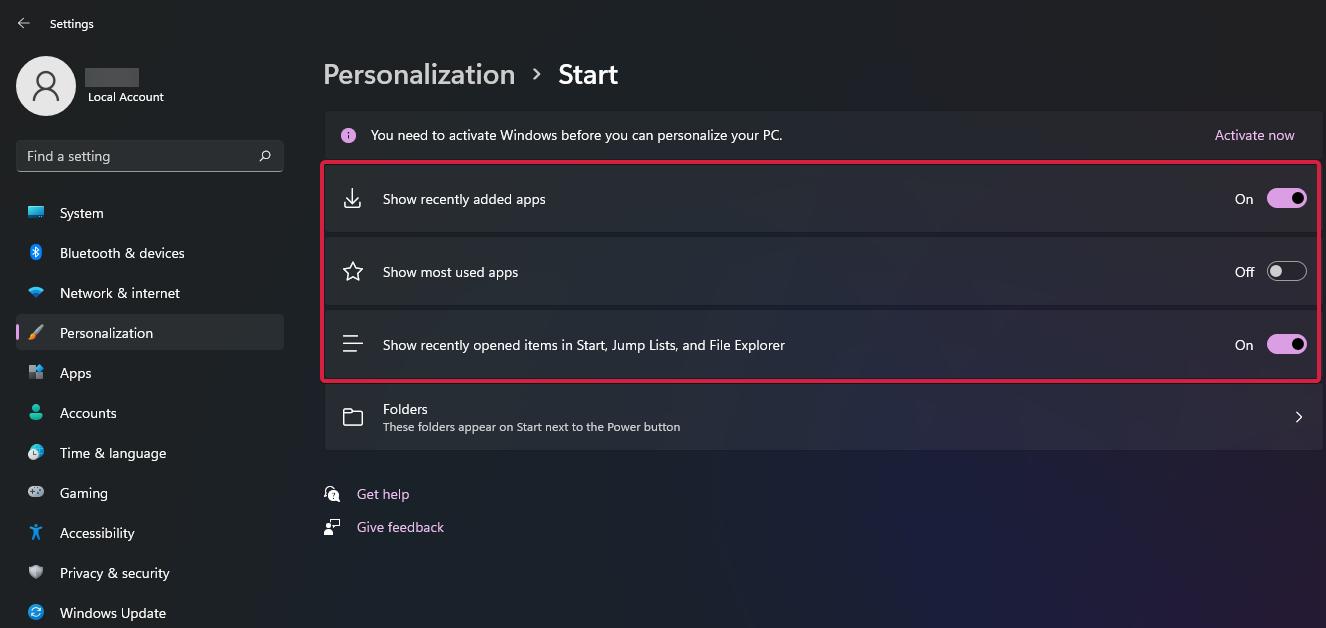 App-in-start-menu-windows11