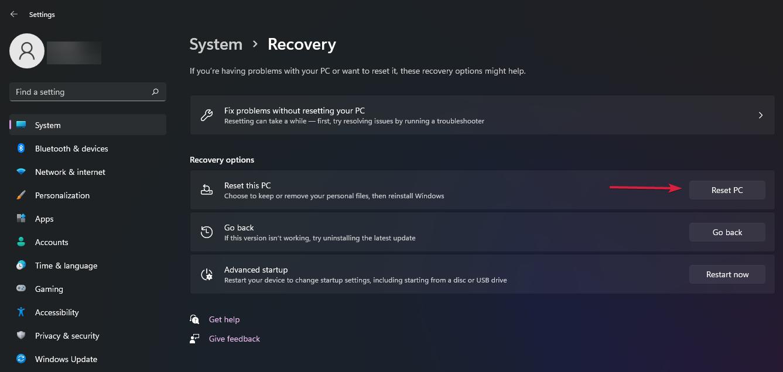 Reset-this-PC-windows11