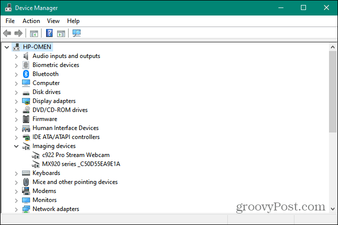 Device-Manager-running-on-Windows-10